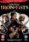The Man With The Iron Fists (DVD, 2013)