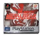 Metal Gear Solid (Sony PlayStation 1, 1998)