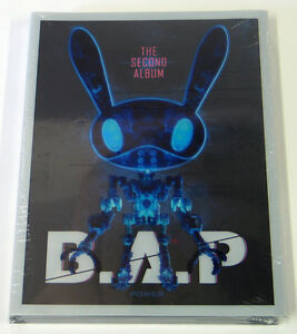 B-A-P-POWER-2nd-Single-Album-CD-Poster