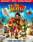 The Pirates Band of Misfits (Blu-ray/DVD, 2012, 2-Disc Set, Includes Digital Copy UltraViolet)