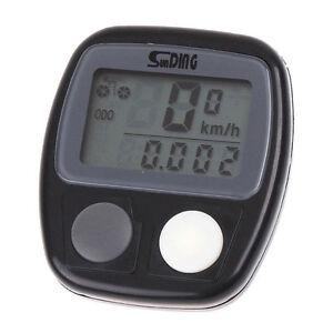 LCD-Digital-Bike-Cycling-Cycle-Bicycle-Computer-Odometer-Speedometer-Velometer