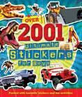 2001 Ultimate Stickers by Bonnier Books Ltd (Paperback, 2012)