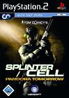 Tom Clancy's Splinter Cell: Pandora Tomorrow (Sony PlayStation 2, 2008, DVD-Box)