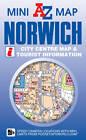 Norwich Mini Map by Geographers' A-Z Map Company (Sheet map, folded, 2012)