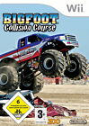 BigFoot Collision Course (Nintendo Wii, 2009, DVD-Box)