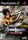 Dynasty Warriors 5: Xtreme Legends (Sony PlayStation 2, 2006, DVD-Box)