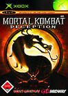 Mortal Kombat: Deception (Microsoft Xbox, 2004, DVD-Box)