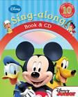 Disney Junior Sing Along Books by Parragon (Board book, 2013)