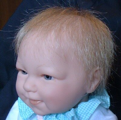 PRO Hair Rooting Tool with TITANIUM Needle, Restore and Reborn Dolls