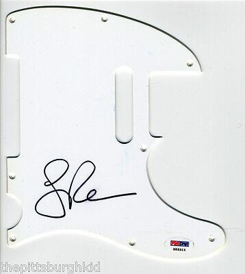 Leon Russell Autographed Signed Guitar Pickguard PSA/DNA COA