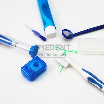 Smedent Dental Orthodontic Brush Set Toothbrush Floss Orthodontic Bracket useful