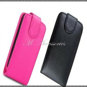 NEW-FLIP-PU-LEATHER-CASE-COVER-POUCH-FOR-SONY-ERICSSON-MOBILE-PHONE