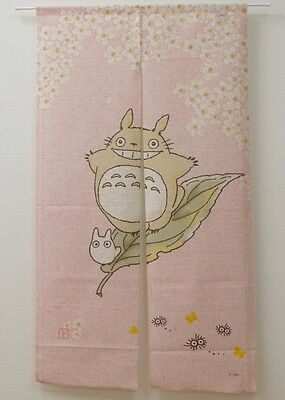 JAPANESE Noren Curtain GHIBLI TOTORO Harukaze NEW 9893034