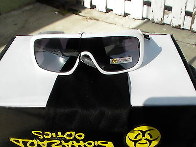 Brand new biohazard sunglasses Goggle Style men's Designer Celebrity Shades