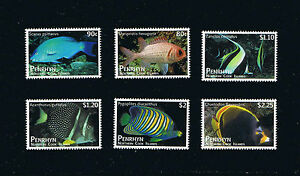 Penrhyn New Fish Definitive Stamp Issues