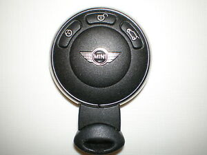used oem mini cooper smart key keyless remote key fob iyzkeyr5602 ebay. Black Bedroom Furniture Sets. Home Design Ideas