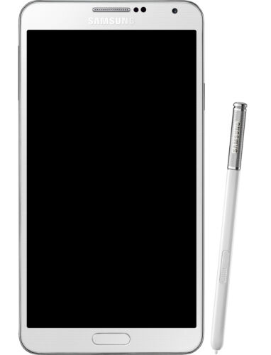 NEW Samsung Galaxy Note 3 SM-N900A AT&T Android Unlocked White For Any GSM ****