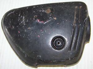 1972-1973-HONDA-CL350-RIGHT-SIDE-COVER-17231-344-671HX-PAINTED-223