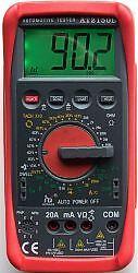 Digital Tachometer meter TACH DWELL Tester Multimeter automotive speed duty