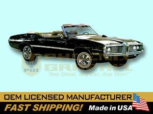 1968-1969-Pontiac-LeMans-Sprint-Decals-Stripes-Kit