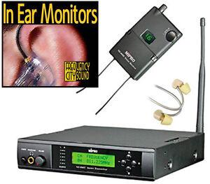 mipro 808t r wireless in ear monitor system true diversity 110 240v global ship ebay. Black Bedroom Furniture Sets. Home Design Ideas