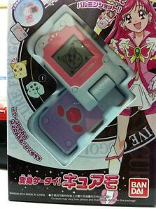 Bandai-Pretty-Cure-Peach-Berry-Pine-Transformation-Phone-Tamagotchi-Virtual-Pet