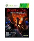 Resident Evil: Operation Raccoon City (Microsoft Xbox 360, 2012)