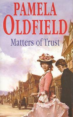 Matters of Trust (Severn House Large Print)-ExLibrary