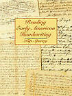 Reading Early American Handwriting by Kip Sperry (Paperback / softback, 2009)