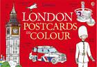 25 London Postcards to Colour by Struan Reid (Novelty book, 2012)