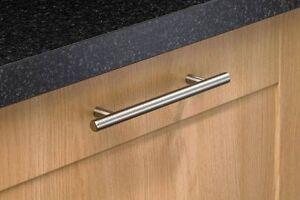 20pk Solid 12mm T Bar Rod Handle Kitchen Cupboard Door Handles ...