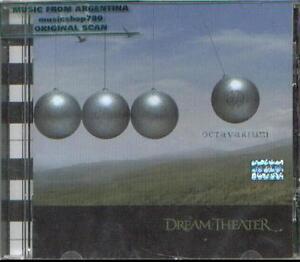 DREAM-THEATER-OCTAVARIUM-SEALED-CD-NEW