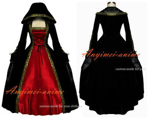 Victorian-style-gown-costume-G517-Tailor-made