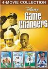 Disney Game Changers: 4-Movie Collection (DVD, 2012, 4-Disc Set)