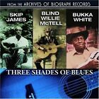 Bukka White - Three Shades of Blues (2008)