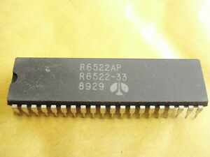 IC-BAUSTEIN-6522AP-6522-CPU-19074-150