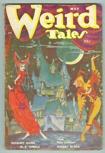 Weird-Tales-May-1950-VG-Bloch