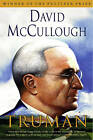 Truman by David G McCullough (Other book format, 1992)