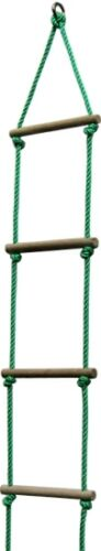 Cubby House Rope Ladder 7 Rung NEW playground climbing equipment cubby KIDS
