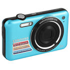 Samsung SL Series SL605 12.2MP Digital Camera - Blue (EC-SL605BPUUS)