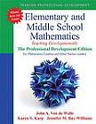 Elementary and Middle School Mathematics: Teaching Developmentally: the Professional Development Edition by Karen S. Karp, Jennifer M. Bay-Williams, John A. Van de Walle (Paperback, 2012)