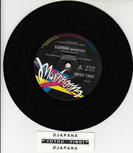 YOTHU-YINDI-Djapana-7-45-rpm-vinyl-record-juke-box-title-strip