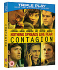 Contagion (Blu-ray and DVD Combo, 2012)
