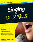 Singing For Dummies by Pamelia S. Phillips (Paperback, 2010)