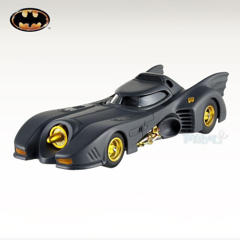 Hot Wheels 1989 Batmobile Elite 1 43 Scale