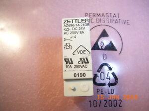 AZ-696-1A-24DE-AZ696-1A-24VDE-Zettler-Relais-Relay-24V-8A-1xEIN-Schliesser