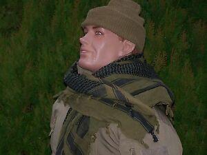 OD-Shemagh-Military-Army-Tactical-Keffiyeh-Arab-Scarf-Hat-Cotton-Wrap-ACU-w-P38