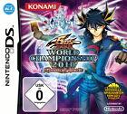 YU-Gi-Oh 5D's World Championship 2010 - Reverse Of Arcadia (Nintendo DS, 2010)