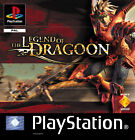 The Legend Of Dragoon (Sony PlayStation 1, 2001)