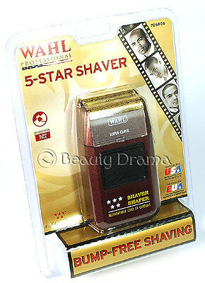 WAHL 5 Star Shaver Cord / Cordless Bump Free Shaving Foil 8061 Anti Allergic